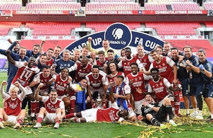 Giai đoạn 1919 - 1953, Arsenal 3 lần đoạt cúp FA