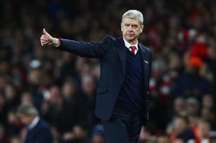 Huấn luyện viên Wenger người làm nên thời kỳ đỉnh cao của Arsenal